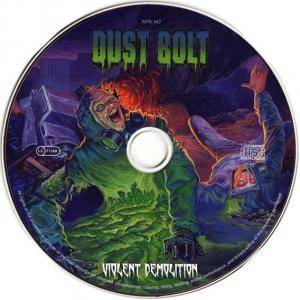 Dust Bolt: Violent Demolition (CD) - Bild 4