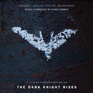 Hans Zimmer: Dark Knight Rises, The - Cover