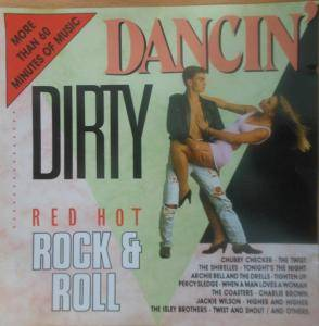 Cover - Jerry Butler & Betty Everett: Dancin' Dirty / Red Hot Rock & Roll