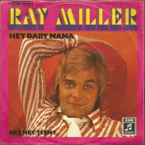 Cover - Ray Miller: Hey Baby Nana