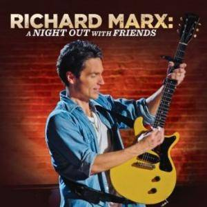 Richard Marx: Night Out With Friends, A - Cover