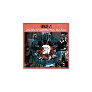 Cover - Keith & Ken: Trojan Sounds & Pressure: Mod-Reggae