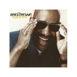 Cover - Errol Brown: Love In This