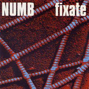Cover - Numb: Fixate