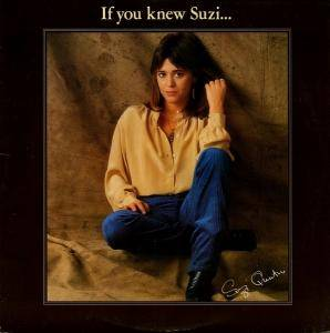 Suzi Quatro: If You Knew Suzi... (LP) - Bild 1