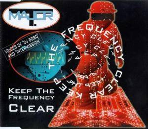 Cover - Major T: Keep The Frequency Clear