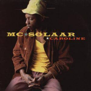 Cover - MC Solaar: Caroline