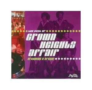 Cover - Crown Heights Affair: Dreaming A Dream - The Best Of Crown Heights Affair