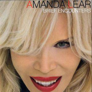 Cover - Amanda Lear: Brief Encounters