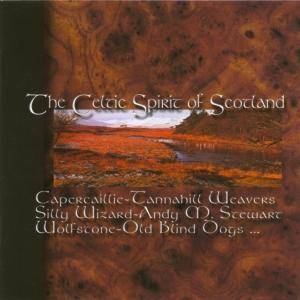 Cover - Relativity: Celtic Spirit Of Scotland, The