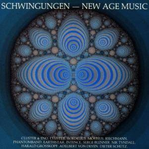 Cover - Harald Grosskopf: Schwingungen - New Age Music