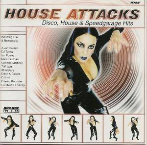 House Attacks - Cover
