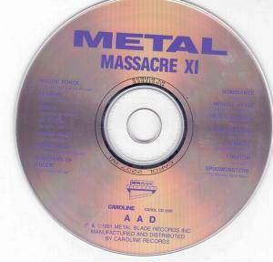 Metal Massacre XI (CD) - Bild 2