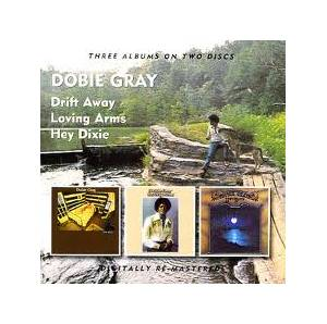 Cover - Dobie Gray: Drift Away / Loving Arms / Hey Dixie