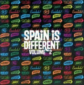 Spain Is Different Volume 2 - Cover