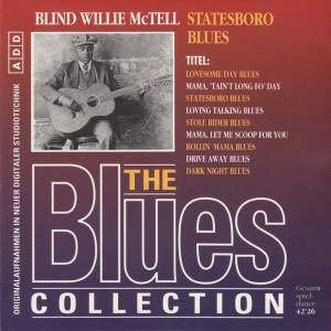 Cover - Blind Willie McTell: Blues Collection (43): Statesboro Blues