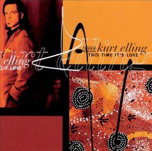 Cover - Kurt Elling: This Time It's Love