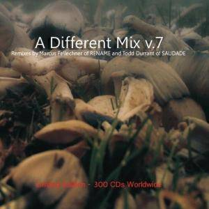 Cover - Blue October: Different Mix V.7, A