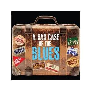 Bad Case Of The Blues, A - Cover