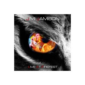 Cover - Jimi Jamison: Live At Firefest