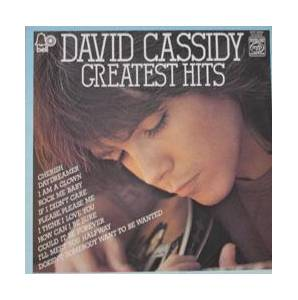 Cover - David Cassidy: Greatest Hits
