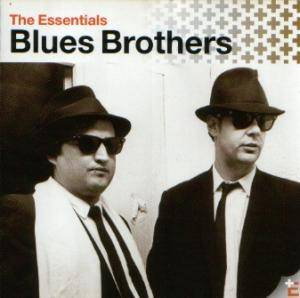 The Blues Brothers: Essentials Blues Brothers, The - Cover