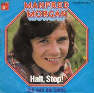 Cover - Manfred Morgan: Halt, Stop!