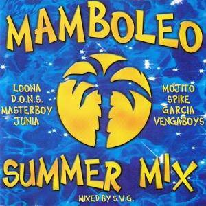Cover - Funky Connection: Mamboleo Summer Mix