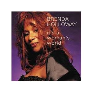 Cover - Brenda Holloway: It's A Woman's World