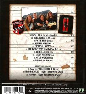 Tankard: A Girl Called Cerveza (CD + DVD) - Bild 2