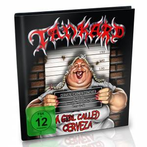 Tankard: A Girl Called Cerveza (CD + DVD) - Bild 5