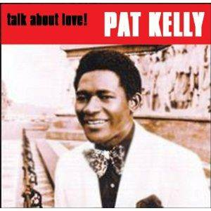 Cover - Pat Kelly: Talk About Love!