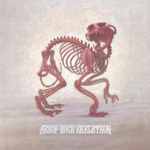 Cover - Aesop Rock: Skelethon