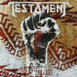 Testament: Native Blood - Cover