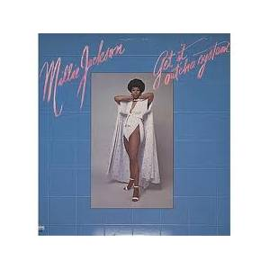 Cover - Millie Jackson: Get It Out'cha System