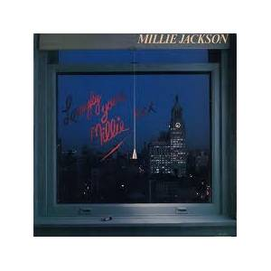 Millie Jackson: Lovingly Yours - Cover