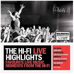 Cover - Josh Pyke: HI-FI Live Highlights: Favourite Live Music Moments From The HI-FI, The
