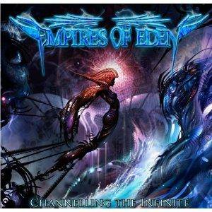 Empires Of Eden: Channelling The Infinite - Cover