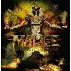 Cover - Malice: New Breed Of Godz