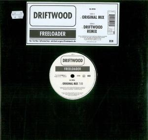 Driftwood: Freeloader - Cover