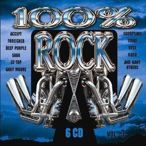 Cover - 4 Non Blondes: 100% Rock Vol. 3