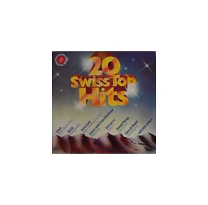 Cover - Salvo: 20 Swiss Top Hits