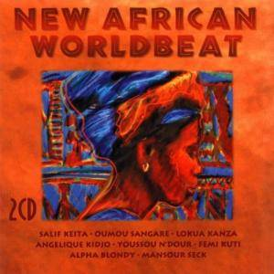 Cover - Dark City Sisters: New African Worldbeat Vol. 2