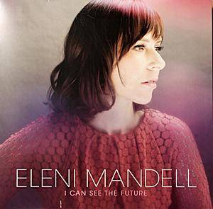 Cover - Eleni Mandell: I Can See The Future