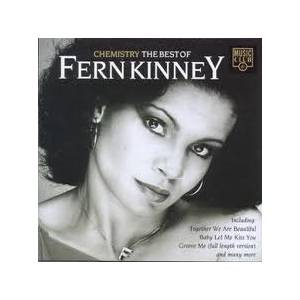 Cover - Fern Kinney: Chemistry - The Best Of Fern Kinney