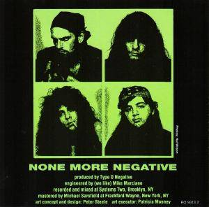 Type O Negative: Slow, Deep And Hard (CD) - Bild 2