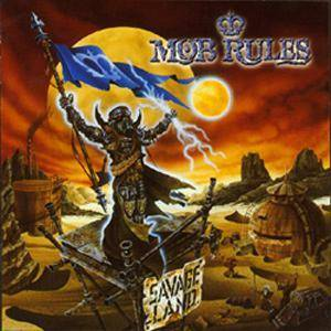 Mob Rules: Savage Land - Cover