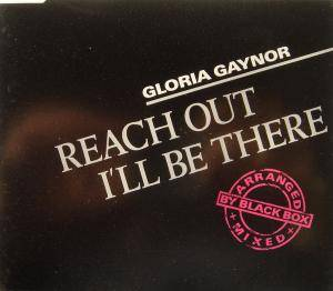 Gloria Gaynor: Reach Out I'll Be There - Cover