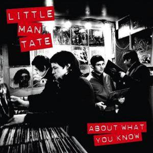 Cover - Little Man Tate: About What You Know
