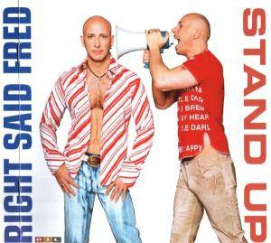 Cover - Right Said Fred: Stand Up
